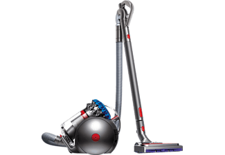 DYSON 228570-01 Big Ball Up-Top 2, Staubsauger ohne Beutel, Blau