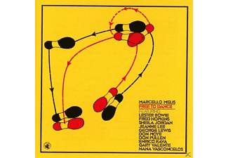 Marcello Melis - FREE TO DANCE - (CD)