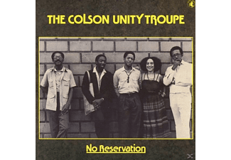The Colson Unity Troupe - No Reservation - (CD)
