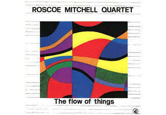 Roscoe Quartet Mitchell - THE FLOW OF THINGS - (CD)