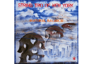 String Trio Of New York - NATURAL BALANCE - (CD)