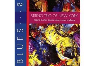 String Trio Of New York - Blues...? - (CD)