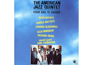 American Jazz Quintet - From Bad To Badder - (CD)