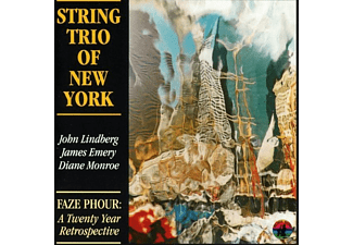 String Trio Of New York - FAZE PHOUR - (CD)