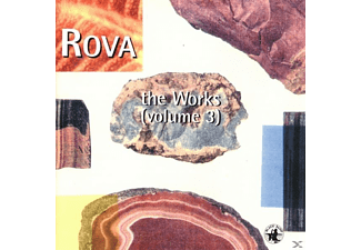 Rova Saxophone Quartet - THE WORKS-VOL.3 - (CD)
