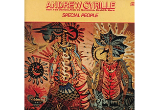 Andrew Cyrille Quartet - Special People - (CD)