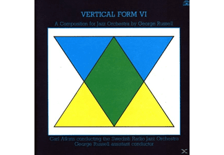 George Russell - VERTICAL FORM VI - (CD)
