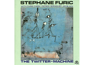 Stephane Furic - THE TWITTER-MACHINE - (CD)