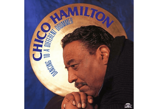 Chico Hamilton - Dancing To A Different Drummer - (CD)