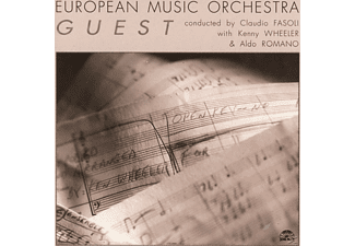 European Music Orchestra - GUEST - (CD)
