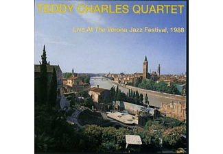 Teddy Charles Quartet - LIVE AT VERONA JAZZ FESTIV.'88 - (CD)