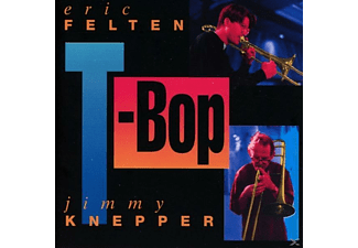 Jimmy Knepper, Joshua Redman, Jonny King, Paul La Duca, Jorge Rossy, Paul Henry, Tom Everett, Evan Dobbins, Felten Eric - T-BOP - (CD)