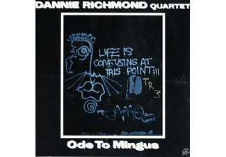 Dannie Quartet Richmond - ODE TO MINGUS - (CD)