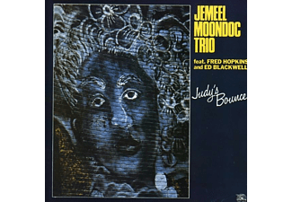 Jameel Moondoc Trio - JUDY'S BOUNCE - (CD)