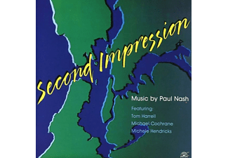 Paul/tom Harrell Nash - SECOND IMPRESSIONS - (CD)