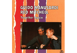Manusardi Guido - Together Again  W/G.Manusardi - (CD)