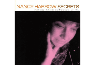 Nancy Harrow - SECRETS - (CD)