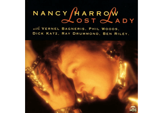 Nancy Harrow - LOST LADY - (CD)