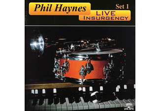 Phil Haynes - LIVE INSURGENCY-SET 1 - (CD)