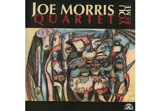Joe Quartet Morris - YOU BE ME - (CD)
