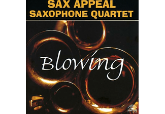 SAX APPEAL SAXOPHONE QUART. - Blowing With Guido Bombardieri - (CD)