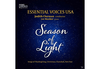 Essential Voices Usa - Season of Light - (CD)