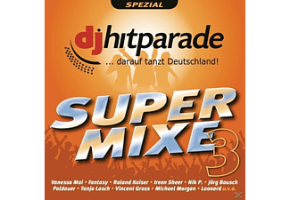 VARIOUS - DJ Hitparade Supermixe 3 - (CD)