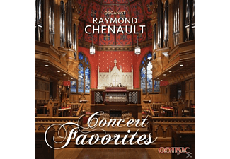 Raymond Chenault - Concert Favorites - (CD)