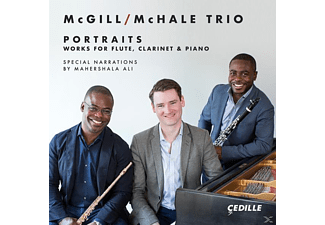 Mcgill Mchale Trio - Portraits - (CD)