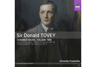 Ormesby Ensemble - Tovey Chamber Music Vol.2 - (CD)