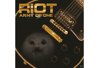 Riot - Army Of One - (Vinyl)
