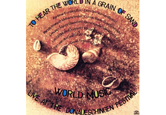 World Music Meeting - To Hear The World In A Grain Of Sand - (CD)