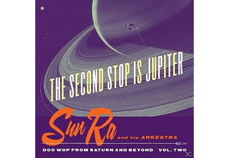 Sun Ra - The Second Stop Is Jupiter - (Vinyl)