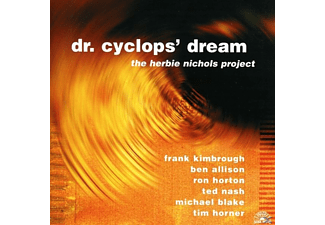 Herbie Nichols Project - Dr.Cyclops' Dream - (CD)