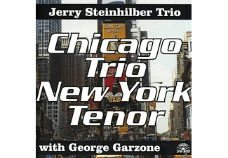 Jerry Steinhilber Trio - CHICAGO TRIO,NEW YORK TENOR - (CD)