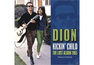 Dion - Kickin' Child: The Lost Album 1965 - (Vinyl)