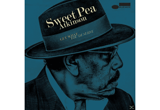 Sweet Pea Atkinson - Get What You Deserve - (CD)