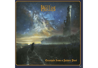 Hallas - Excerpts For A Future Past - (CD)