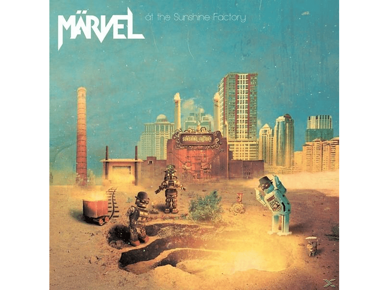 Marvel - At The Sunshine Factory [CD]