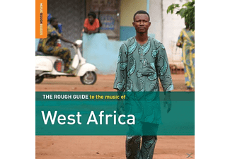 VARIOUS - Rough Guide: West Africa - (CD)