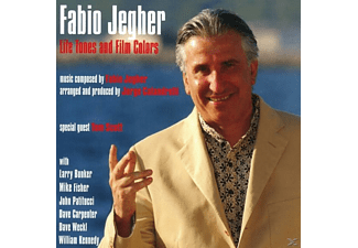 Jegher,Fabio Ft.Scott,Tom - Life Tones And Film Colors - (CD)