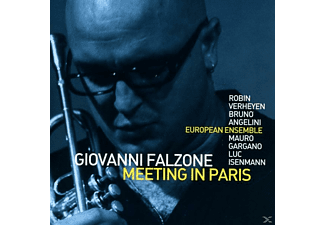 Giovanni Falzone - Meeting In Paris - (CD)