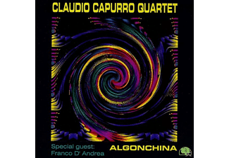 Claudio Cupurro - Algonchina - (CD)
