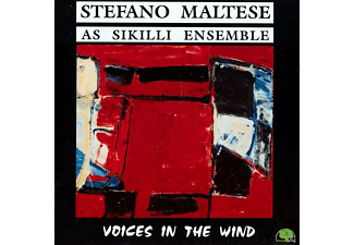 Stefano Maltese - As Sikilli Ensemble - (CD)