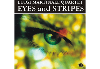 Luigi Martinale - Eyes And Stripes - (CD)