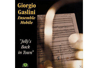 Giorgio Gaslini - Jelly's Back In Town - (CD)