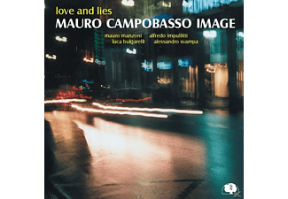 Mauro Campobasso - Love And Lies - (CD)