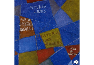 Fabio Zeppetella - Moving Lines - (CD)