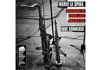 Marvi La Spina - Oboe Sommerso - (CD)