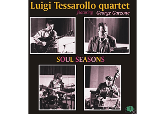 Luigi Tessarollo - Soul Seasons - (CD)